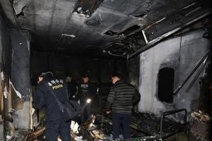 대구 신라병원 화재…환자 35명 대피, 인명 피해 없어