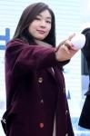 김연아, 추위 녹이는 '여…