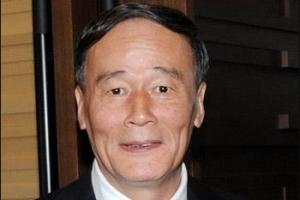 '시진핑 오른팔' 왕치산, 전인대 대표로 정가 복귀