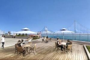 아파트와 닮은 투룸 오피스텔 인기…부산 광안 '에이파크 오션'