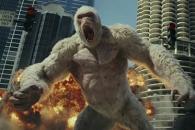 '크다, 미쳤다, 엄청나다'…영화 '램페이지' 4월 …