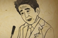 서경덕 교수, 위안부 관련 '아베 비판' 영상 공개