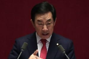 """'성추행 은폐 의혹' 최교일 감싼 김성태 """"당에서 끝까지 보호"""""""