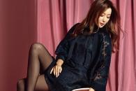 로맨틱 페미닌룩 선보인 배우 김희선