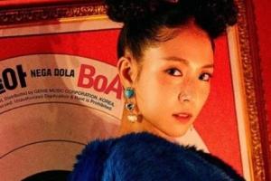 """소녀시대 태연, 보아 '내가돌아' 응원 """"언니 무대는 아주 좋은 자극"""""""
