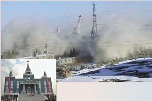 [김규환 기자의 차이나 스코프] 교회 폭파 철거ㆍ승려 쿼터제… 한층 가혹해지는 중국…