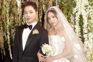 """태양·민효린 """"우리 결혼했어요"""""""