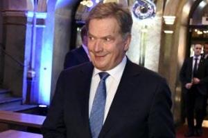 핀란드 대통령 69세에 득남
