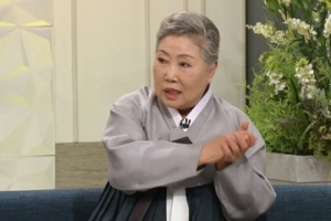 """'아침마당' 신영희, 국악인생 69년 회고 """"14살 때 목소리 잃고 인분까지 먹었다"""""""