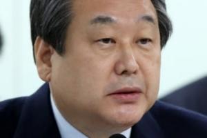 """김무성, 2020년 총선 불출마…""""새 보수정당 재건해야"""""""