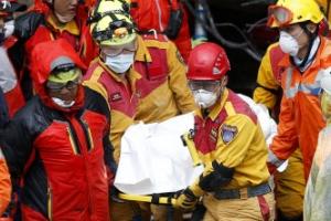 대만 지진 사망자 7명으로 늘어…붕괴 우려에 수색 중단