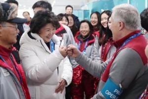 文대통령, 캐나다 총독과  '평창 정상외교'