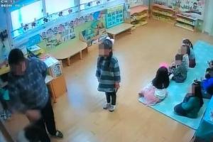 6살 아이에 주먹질한 보육교사… 친구들은  '얼음'