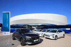 [평창올림픽 특집] 현대자동차, 자율주행 수소전기차 '평창 IT' 완성
