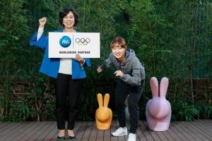 [평창올림픽 특집] P&G, 선수들의 어머니 조명  '땡큐맘 캠페인 '
