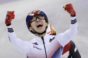 임효준, 7차례 수술대 오르고 첫 올림픽 출전…한국 첫 금메달