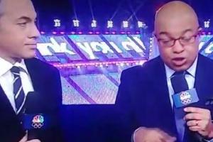 '평창 개회식 망언' 미 NBC 해설자 퇴출