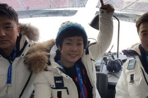 """김미화, 평창동계올림픽 개막식 중계 논란에 """"가랑비에 속옷 젖는다더니.."""""""