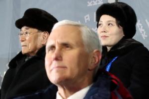 """펜스 """"미국도 북한과 대화 준비…분명한 비핵화 압박 지속"""""""