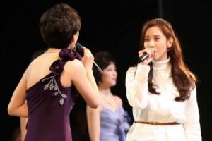소녀시대 서현, 무대에 올린 건 청와대