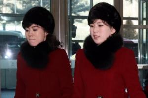 [서울포토] 귀환길에 오른 북한 예술단