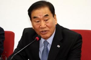 '친이' 이재오 한국당 입당