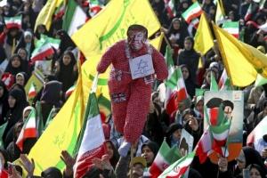 이란 이슬람 혁명 39주년 기념집회