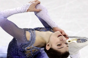 메드베데바 세계신, 최민정-중국 여자 계주-임효준-크라머-자기토바 올림픽신