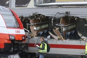 오스트리아 열차 사고 .. 우리 국민 2명 부상