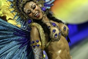 [포토] '화려하고 화끈하게' 브라질 삼바 퍼레이드