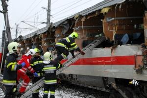 오스트리아서 열차 충돌… 한국인 2명 부상