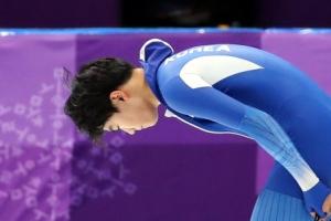 김민석 빙속 남자 1500m '깜짝 동메달'