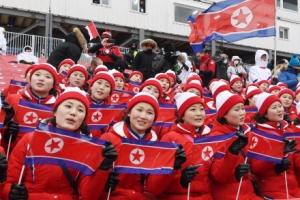 방남한 북한 응원단, 설맞이 어떻게 할까