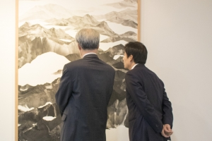 전남도, 수묵화를 테마로 한 국제 비엔날레 개최