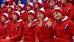 남북단일팀과 일본의 경기…