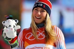 시프린, 2연패 노린 회전서 '노메달'…스웨덴 한스도터 우승