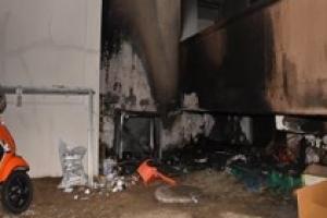 설날 새벽 화재에 주민 30여명 대피 소동…인명피해 없어