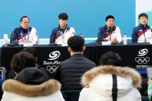 """'올림픽 6위' 김지수 """"4년 뒤에는 성빈이가 신경쓰이게 하겠다."""""""