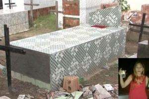 11일간 관 속에 갇혀있다 죽은 브라질 여성