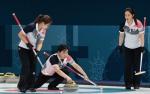 한국 여자컬링 4승에 3위 …