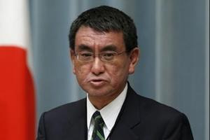 일본 외무상, 북미회담서 '납치문제' 거론 요청