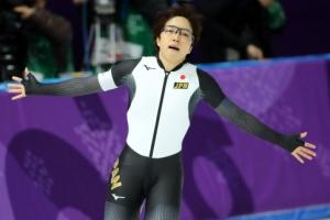 서른에 찾아온 전성기…고다이라, 세 번째 올림픽서 첫 金