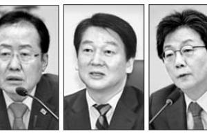 6ㆍ13선거, 野 대선주자들 운명 가른다