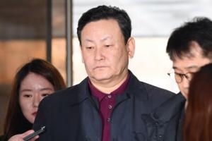 [서울포토] 'MB 재산관리' 금강 이영배 대표, 영장실질심사