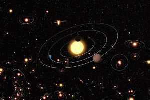 케플러우주망원경 외계행성 무더기 발견