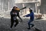 아이만이라도…시리아 정부…