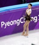 점프하는 김하늘