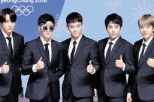 """엑소ㆍ씨엘 """"평창 폐회식에 서게 돼 큰 영광"""""""