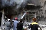 학살 같은 시리아 내전