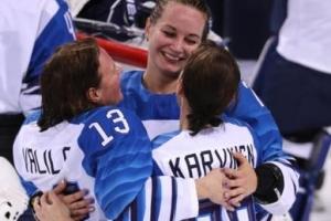 핀란드 발릴라 44세로 역대 동계올림픽 하키 최고령 메달리스트
